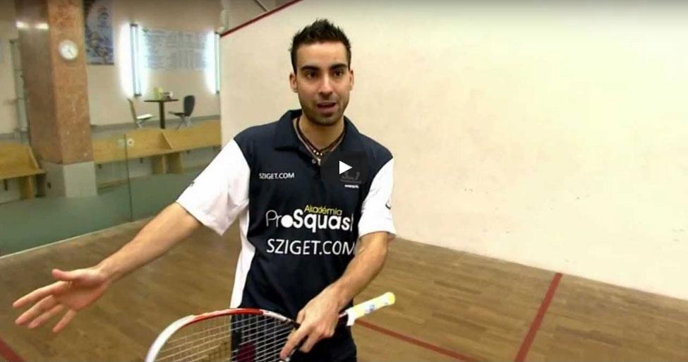 Tenyeres kereszt Squash Veszprém Fenyves Sport Club 1