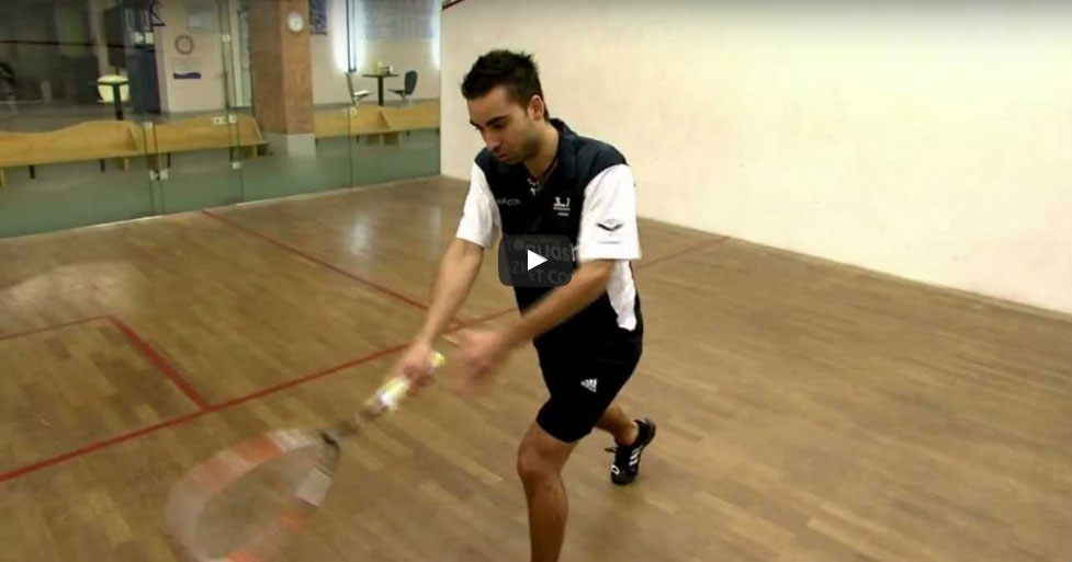 Tenyeres egyenes Squash Veszprém Fenyves Sport Club